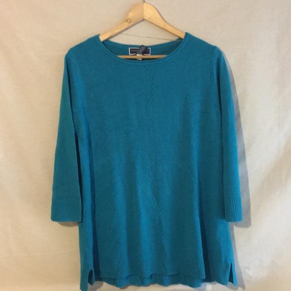 Karen Scott 100% Acrylic Sweater